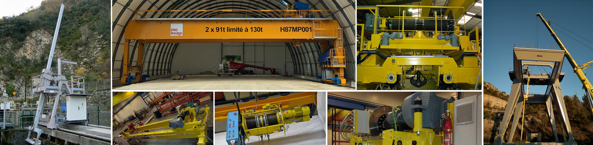 handling and lifting systems