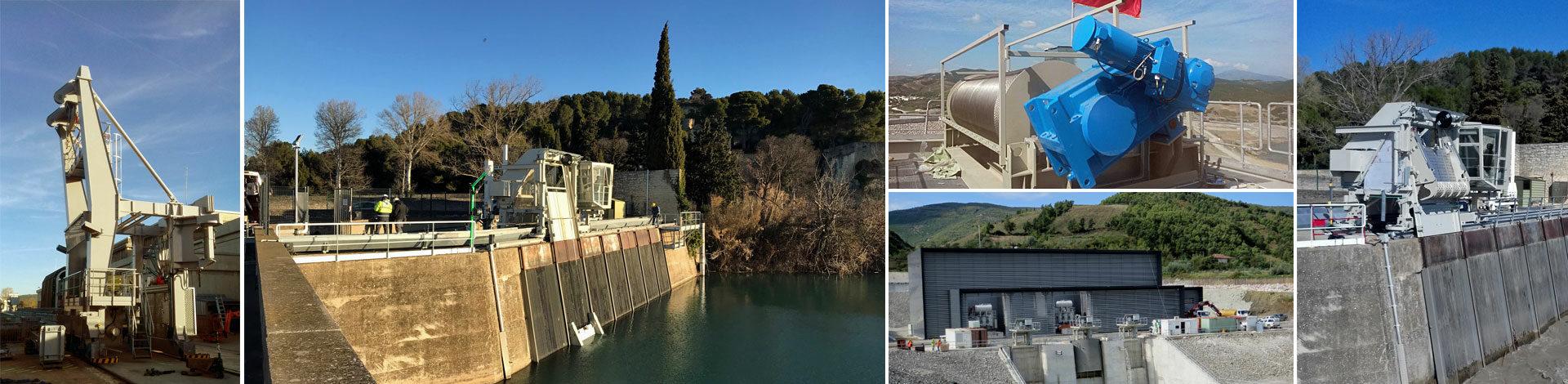 Hydro-energie