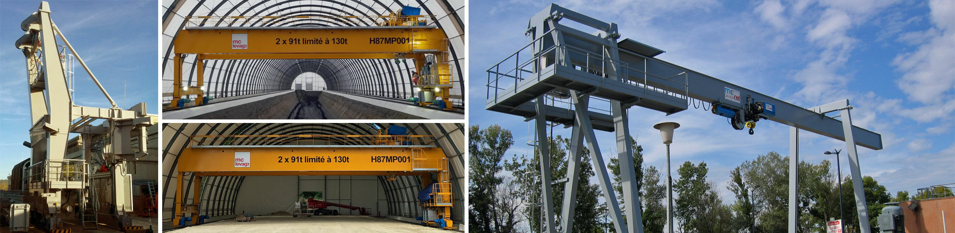 handling and lifting solutions